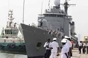 Leave our territory- China orders U.S. warship