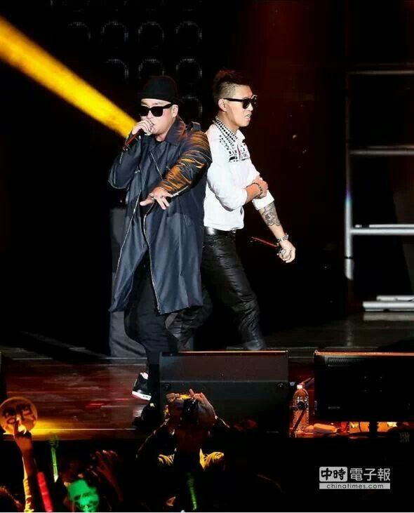 LeeSsang 1st Asia Showcase in Taiwan
