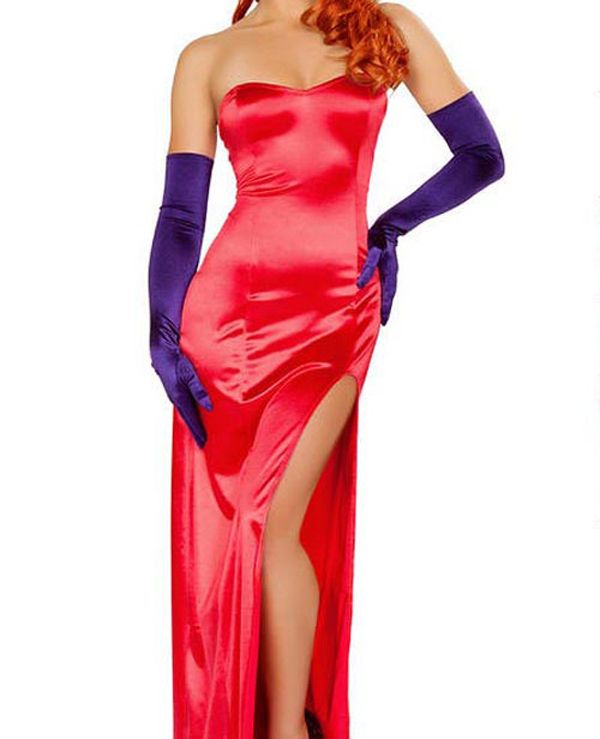 2015 más mujeres del tamaño rojo sólido satén sin tirantes sin mangas de bola largo vestido vestido de noche Sexy Clubwear Bodycon del partido viste S XXXL en Vestidos de Moda y Complementos Mujer en AliExpress.com | Alibaba Group