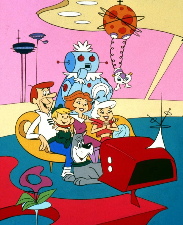 Cartoon Characters Jetsons : Jetsons cartoon characters pinterest
