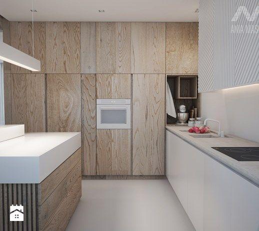 Kuchnia styl Minimalistyczny - zdjęcie od Ania Masłowska