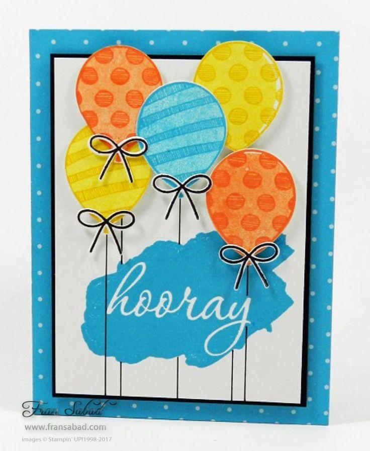 card balloons