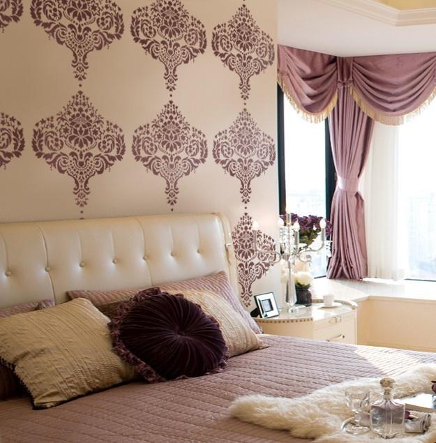 Bedroom Ideas Damask 104 best damask bedroom ideas images on pinterest | master
