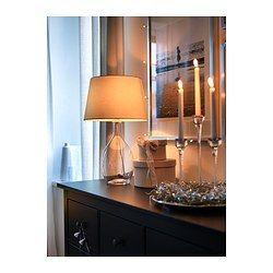 BRÅN Table lamp base - 40 cm - IKEA $35 plus shade