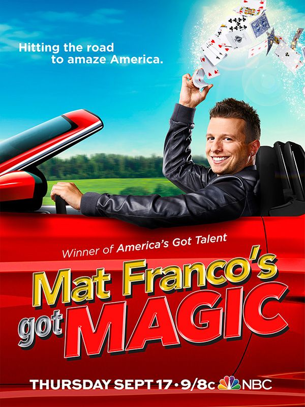 "AGT Winner Mat Franco Talks His Favorite Type of Magic, Rhode Island and His Upcoming NBC Special ""Mat Franco's Got Magic"" #MatFranco #Magician #Interview  Read more at: http://www.redcarpetreporttv.com/2015/09/16/agt-winner-mat-franco-talks-his-favorite-type-of-magic-rhode-island-and-his-upcoming-nbc-special-mat-francos-got-magic-matfranco-magician-interview/"