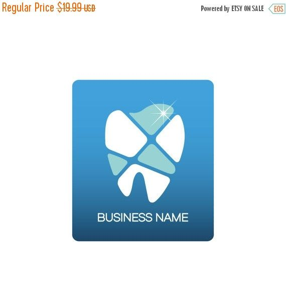 Logo Dentist Tooth