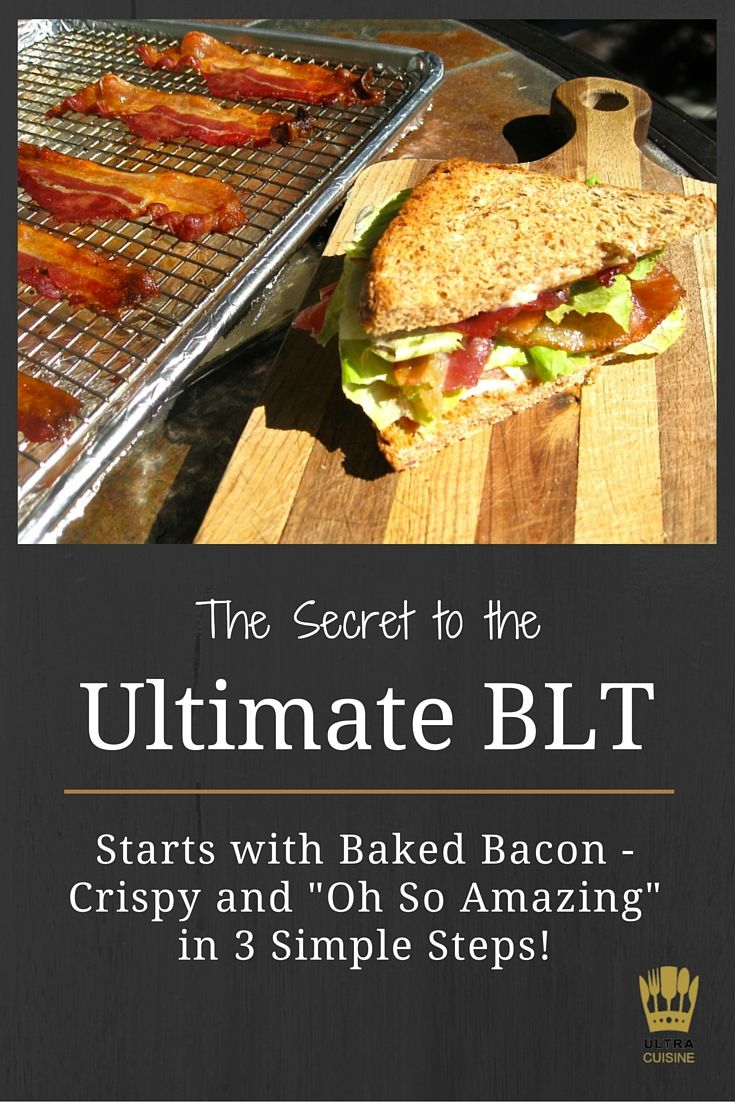 #bacon Is Undeniably The Star Of The #blt So Make Great #easy #