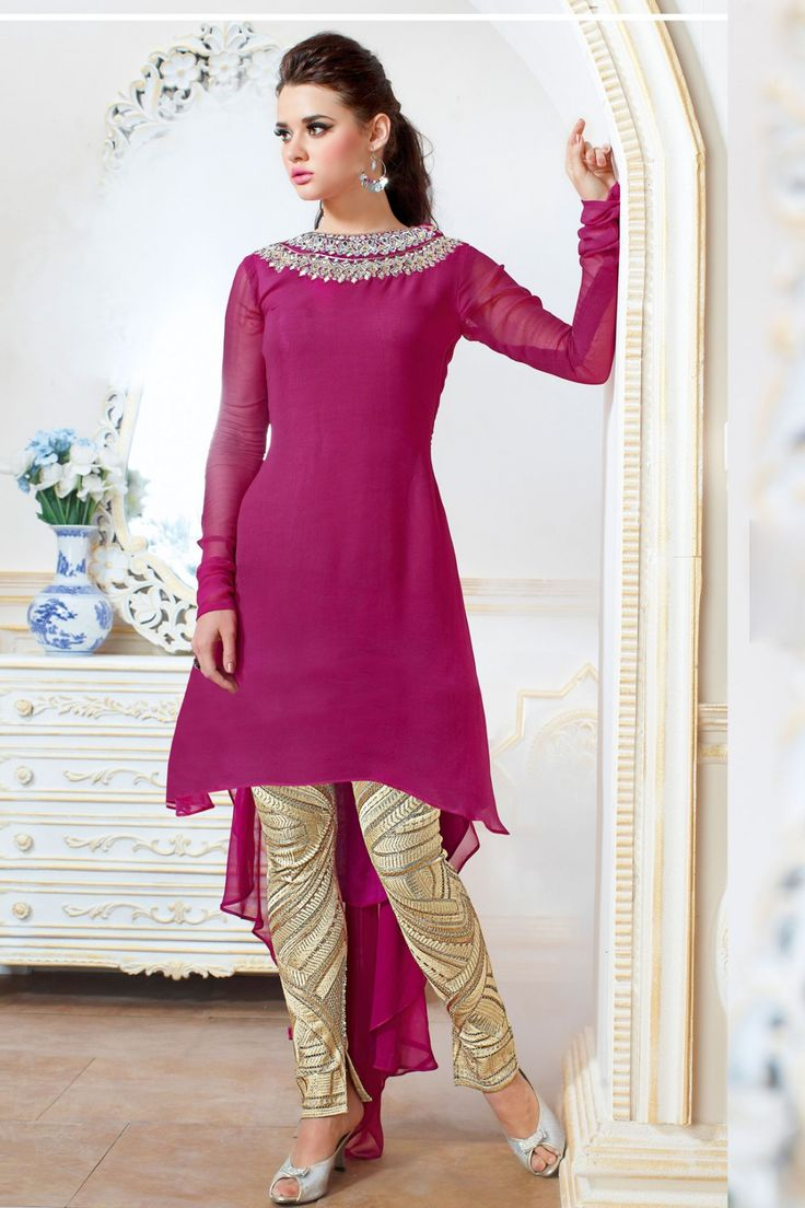 Pink Faux Georgette Designer Salwar Kameez Online Shopping-Z2620P3603-2 #party #salwar #kameez @ http://zohraa.com/salwar-kameez/suits-dresses/party-wear.html #celebrity #zohraa #onlineshop #womensfashion #womenswear #bollywood #look #diva #party #shopping #online #beautiful #beauty #glam #shoppingonline #styles #stylish #model #fashionista #women #lifestyle #fashion #original #products #saynotoreplicas