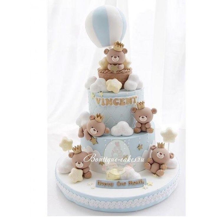 торт для близнецов мальчиков c michkami - Поиск в Google