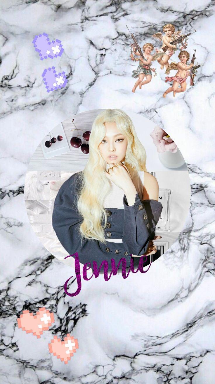 jennie wallpaper tumblr ıphone