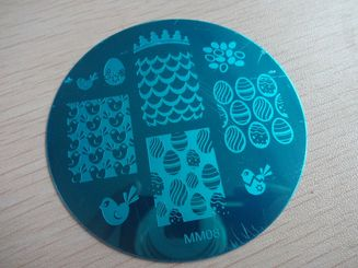 Image Plate MM08 $7.00