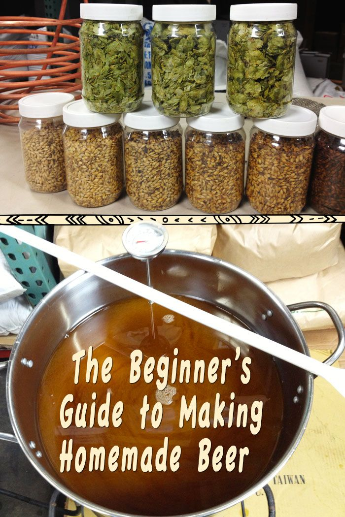 Explaining each step, a veteran beer maker takes you thru the process: The Beginner's Guide to Making Home Brew (video)