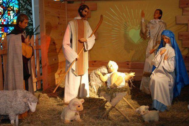 St Wola szopka w Bazylice Matki Bożej Królowej Polski - Szukaj w Google