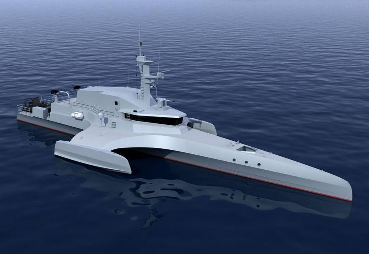 CMN : Le patrouilleur Ocean Eagle en version guerre des mines | Mer et Marine