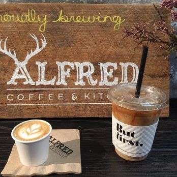 Alfred Coffee And Kitchen Los Angeles Ca Menu