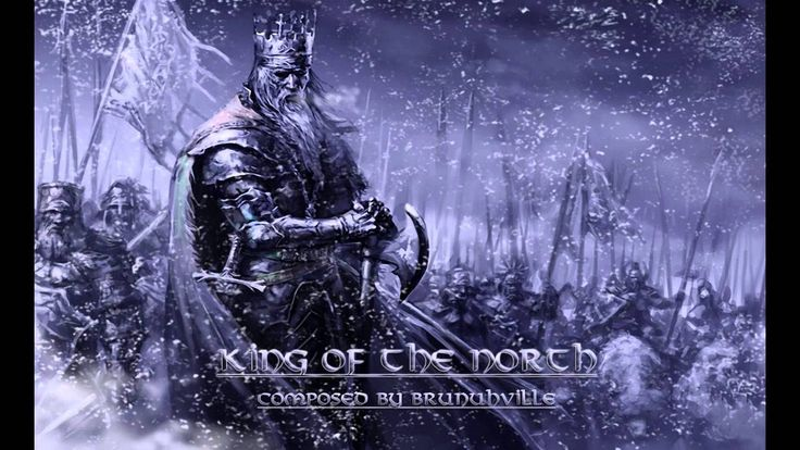 Epic Celtic Music - King of the North (+playlist)
