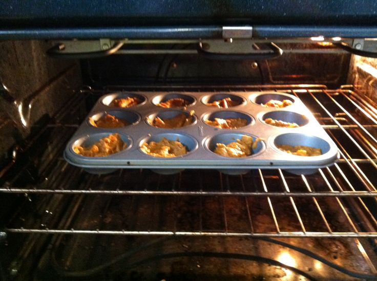 THM Recipe: Fuel Pull Pumpkin Muffins