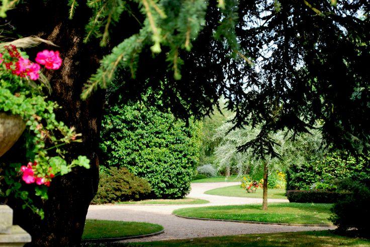Jardin Public www.cherbourgtourisme.com ©G.Creusson