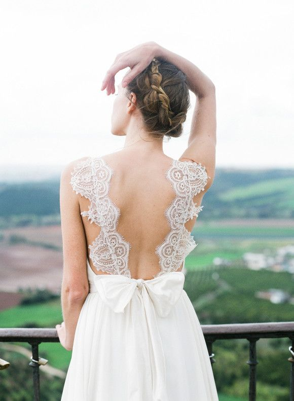 Truelle Bridal Gowns 2016 Look Book | Wedding Sparrow | Blush Wedding Photography