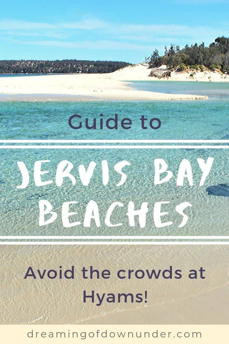 Jervis Bay Beaches Guide Hyams Beach To Huskisson The White