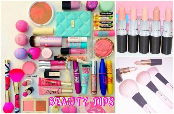 Consigue un maquillaje perfecto | Beauty tips ❤ -Maríafernandamv