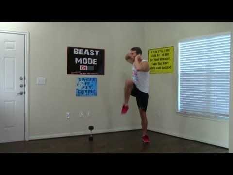 10 Min Standing Abs Workout - HASfit Standing Ab Exercises - Standing Abdominal Exercises Workouts