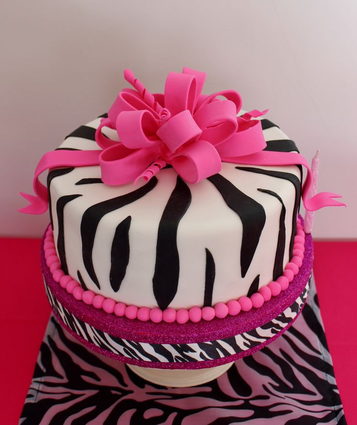 Animal Print Cake Pictures : 17 Best images about pastel on Pinterest Animal print ...