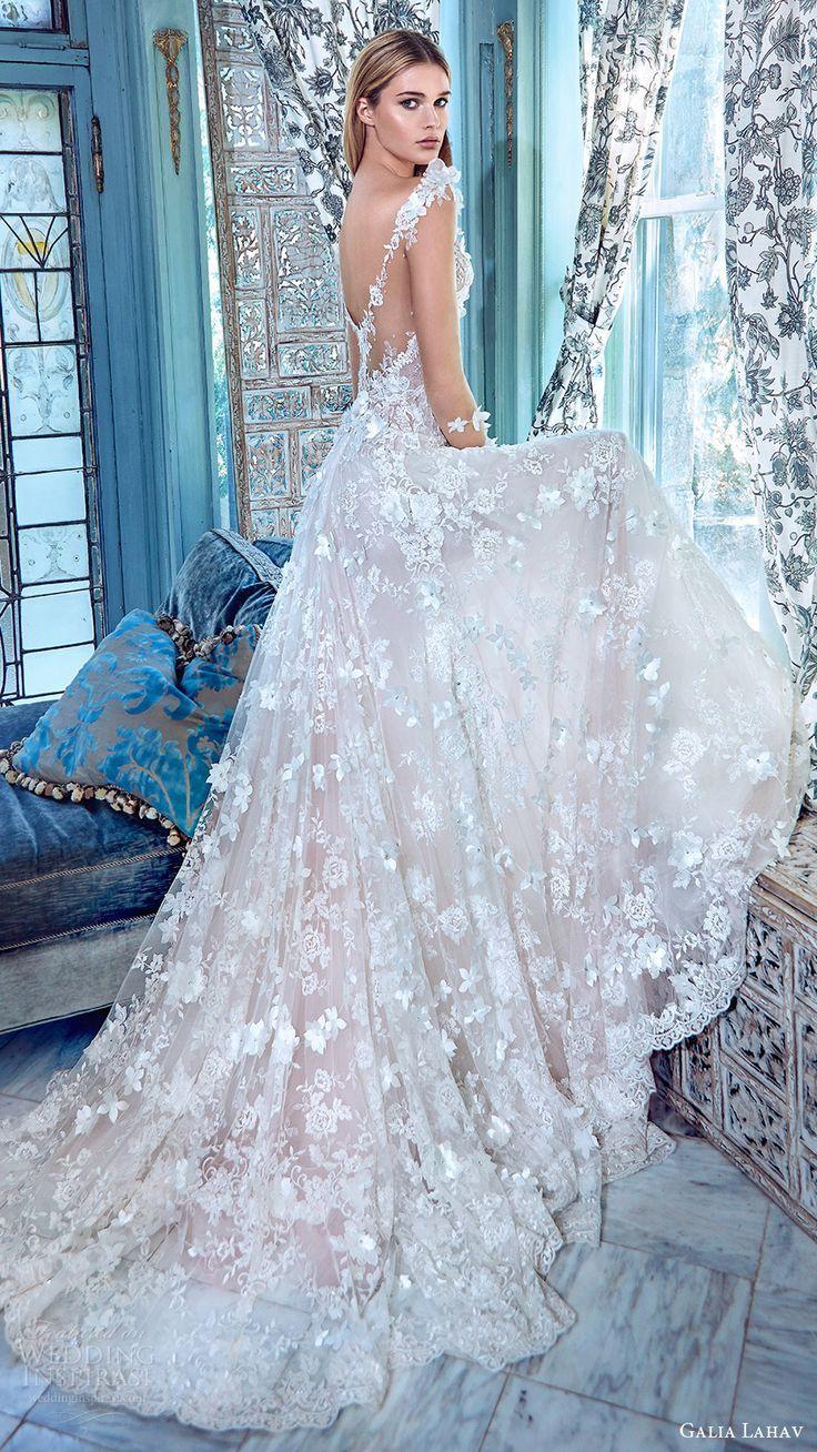 2501 best Long Sleeve Wedding Dress images on Pinterest | Wedding ...
