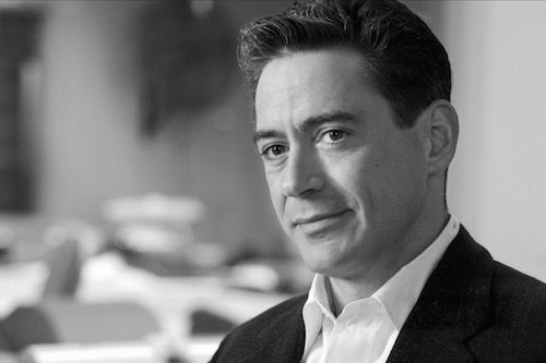Robert Downey Jr as Perry Mason?