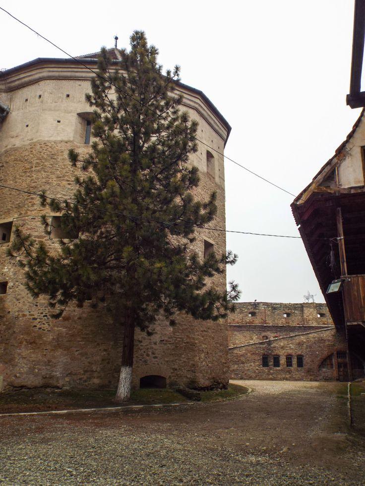 Cetatea Fagaras - Fagaras Citadel, Romania