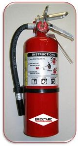 Would everyone please get one, AND learn how to use it. If you want to know how to use one ... ( for free ) go to your local Fire Department   5LB Fire Extinguisher, Safety Equipment Supplies
