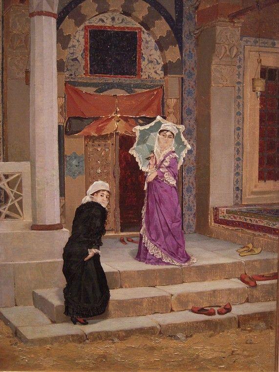 Osman Hamdi Bey - Osman Hamdi Bey Resimleri