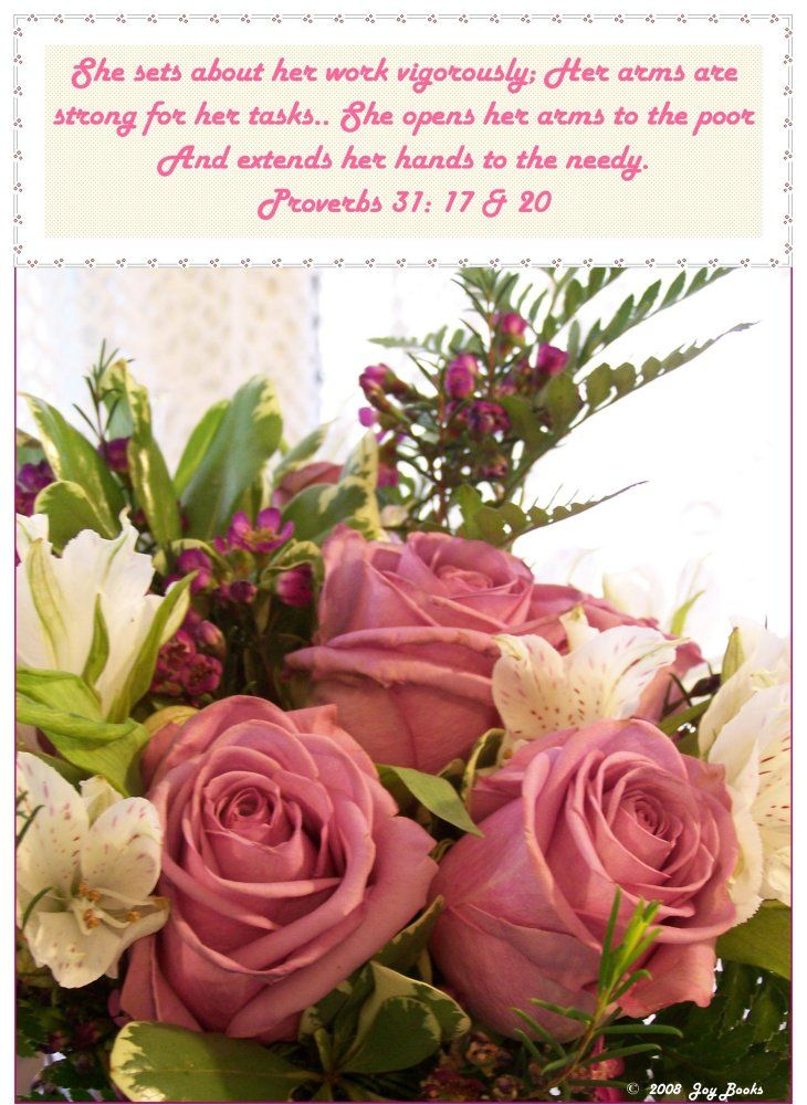 Proverbs woman ..