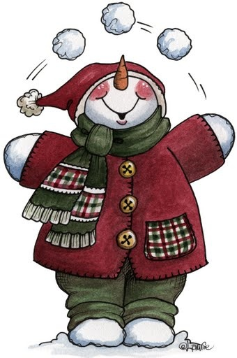 revestir bola isopor e por em arame    snowman - molde para aplicação