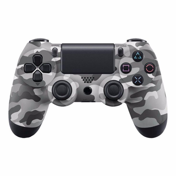 Wireless gamepad untuk ps4 controller sixaxis dualshock sony playstation 4 konsol bluetooth permainan joystick untuk play station 4 ps