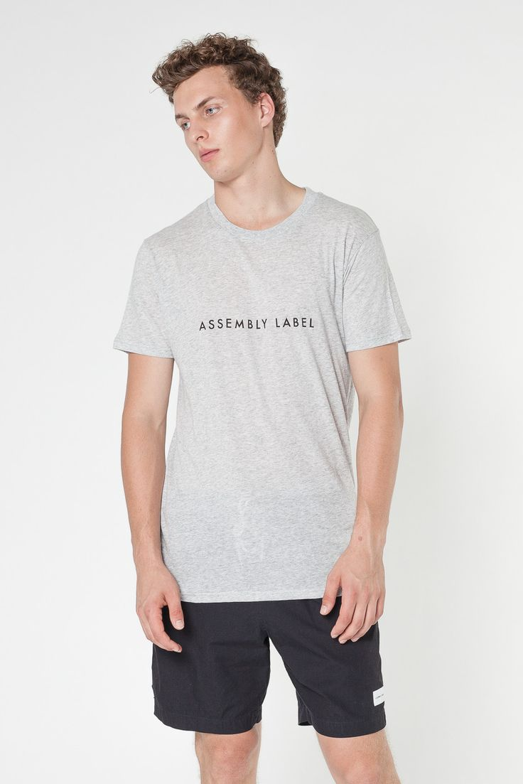 Assembly Label - Departure Tee