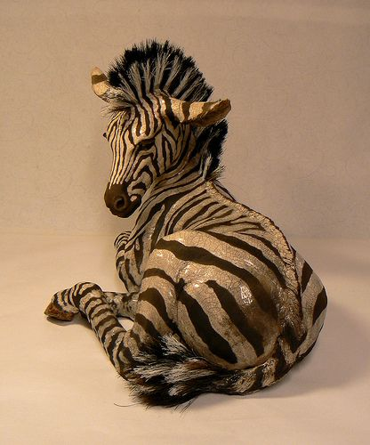 I have always like Zebras because their name starts with a Z, just like mine which made their name as rare as mine making us both a rare breed.