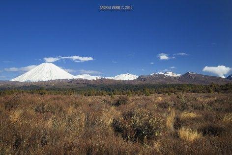 Tongariro – Desert Road