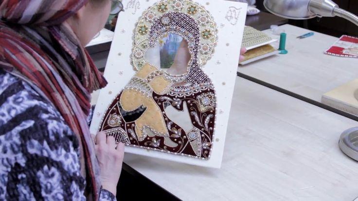 Icon Casing Workshop #Icon #Iconography #iconCasing #Workshop #Orthodox…