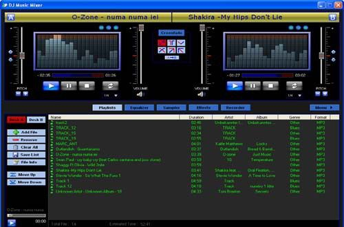 DJ Music Mixer 5.0  | DJ and Beat-Mixing Software