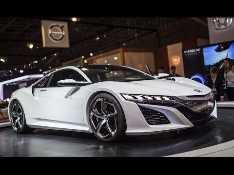 New 2016 Honda NSX - YouTube