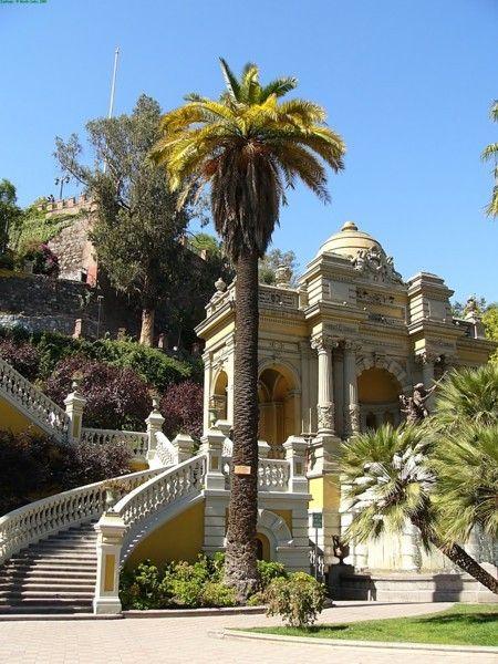 Santa Lucia - Santiago de Chile