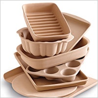 Pampered Chef Unglazed Stoneware. www.pamperedchef.biz/samanthapaugh