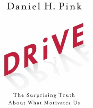 Drive by Daniel H. Pink - 15 Best Leadership Books Every Young Leader Needs To Read