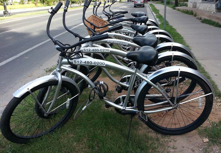 Bike Rental, Bike Rentals, Austin Tours, Bike Ride, Austin, Texas, TX