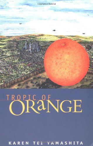 17 best recommended reading images on pinterest recommended tropic of orange fandeluxe Images
