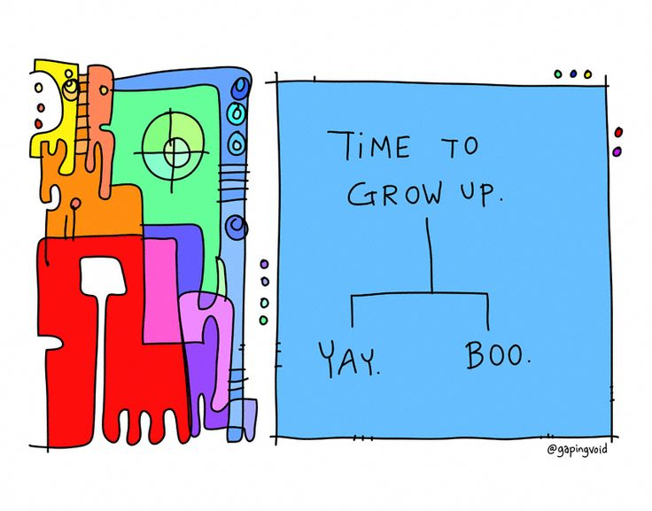 Oh GROW UP!!