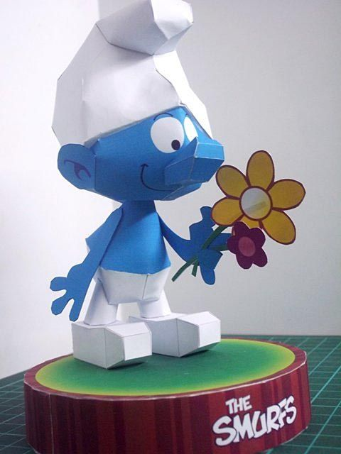 1000 Images About Smurfs On Pinterest: 1000+ Images About Smurf Movie Party On Pinterest