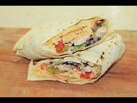 ШАУРМА домашняя - Пальчики оближешь! - Рецепт Шавермы в домашних условиях / Shawarma Recipe - YouTube