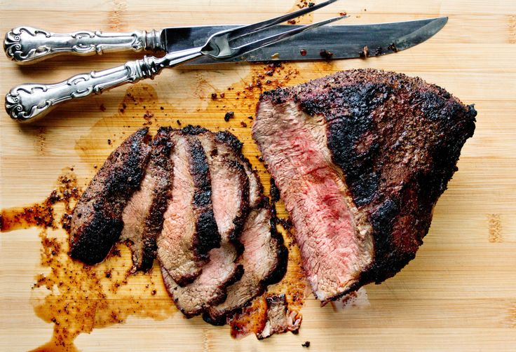 NYT Cooking: Grilled or Oven-Roasted Santa Maria Tri-Tip